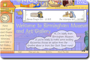 BM & AG for Kids Birminham Museum and Art Gallery